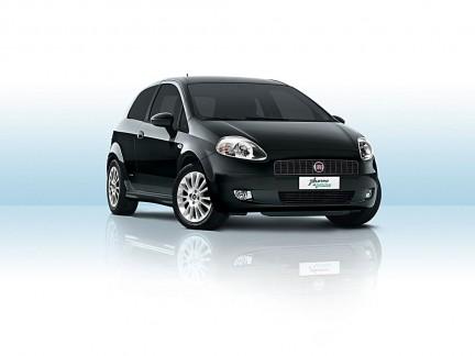 Grande Punto della Fiat - La mia auto sostitutiva