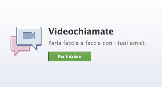 Facebook-videocalling